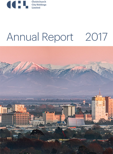 Cchl Annual Report 2017